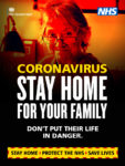 Stay at home for your Family
